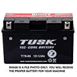 Premium Tusk Tec-Core Battery with Acid – Fits: Polaris RANGER 800 XP EPS 2010–2012