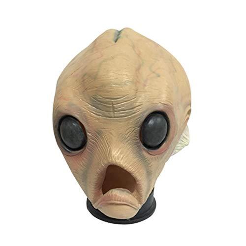 Cabeza Completa de Alien Máscara de la Novedad del Partido ...