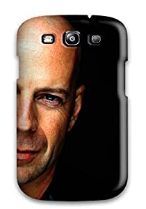 Snap-on Case Designed For Galaxy S3- Bruce Willis