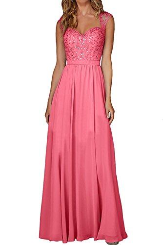 Abendkleider Marie Brautmutterkleider Gruen Rock Lang Glamour La Braut Lemon Wassermelon Spitze Festlichkleider 8wCnSq