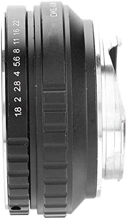 Value-5-Star DKL-LM Adapter Ring for Retina DKL Lens to for Leica M Camera for TECHART LM-EA7 of Good Quality