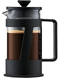 Bodum Crema 3-Cup French Press Coffee Maker, 12-Ounce Noticeable