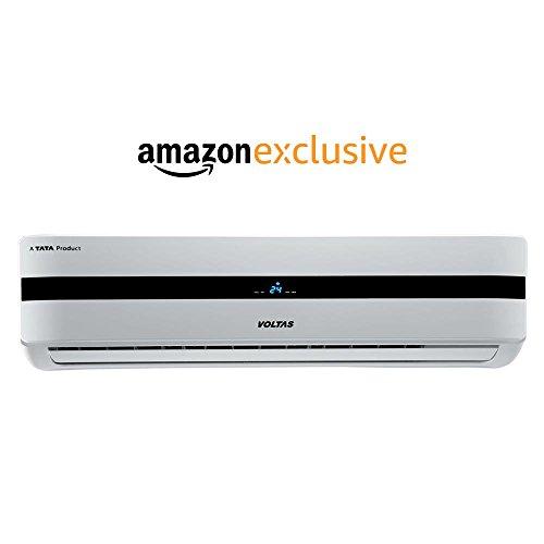 Voltas 1.4 Ton, 3 Star Split AC + extra Rs. 1500 as Amazon Pay balance*