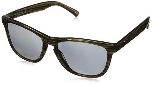 Oakley Men's Frogskins LX Round Eyeglasses,Banded Green,56 - Green Frogskins Oakley