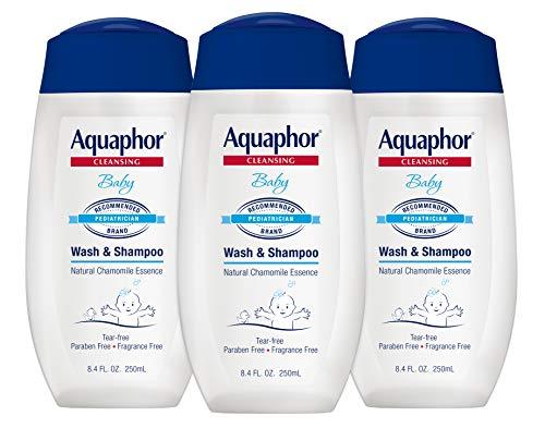 Aquaphor Baby Wash and