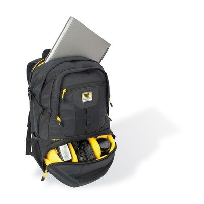 Mountainsmith Spectrum Recycled Camera Bag, Black, Outdoor Stuffs