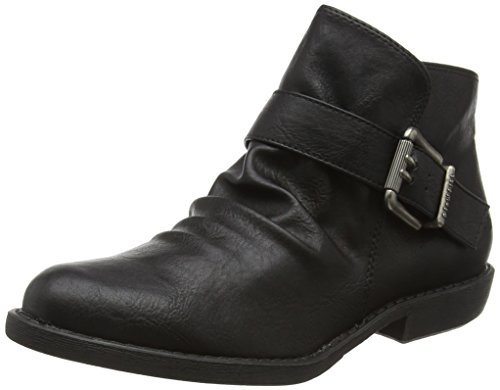 Blowfish Negro Botines Black Mujer para Black Aeon rwrqFIPv