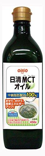 日清オイリオ MTCオイル 450g