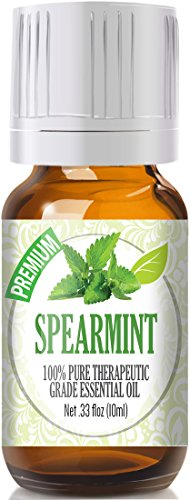 Edens Garden Spearmint 10 ml 100% Pure Undiluted Therapeutic