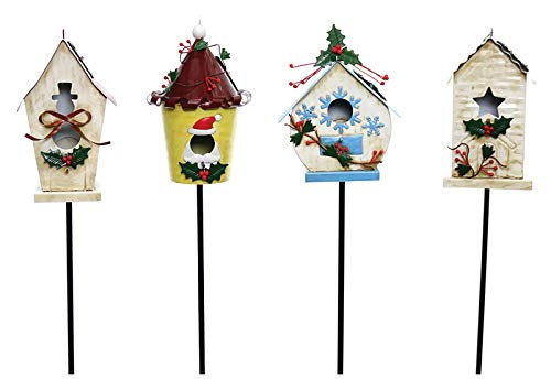 Brand Name: Alpine Christmas Theme: Winter/Christmas Color: Multicolored Material: Iron Number in Package: 1 pk