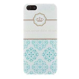 ZXM- Modelo elegante del Crown nuevo caso para el iPhone 5/5S