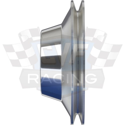 Big Block Chevy Pulley Kit Long Water Pump 396 427 454 V-Belt