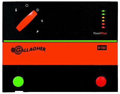 Gallagher G364504 B180 Battery Fence Charger