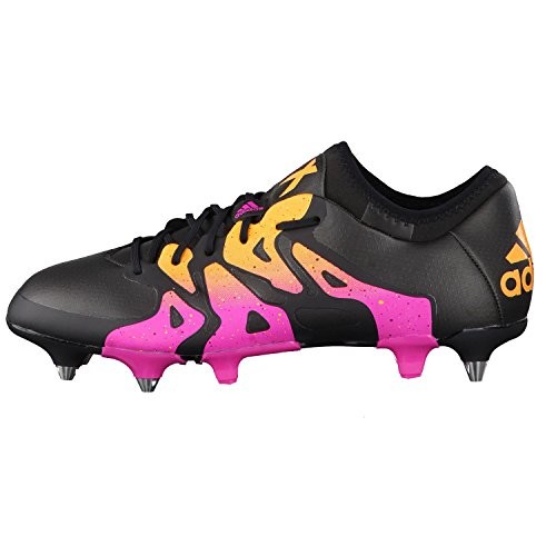 SgScarpe AdidasX Uomo 15 Calcio rosa Da Nero 1 edxrCBo