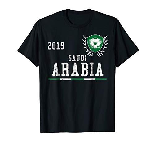 Saudi Arabian Football Jersey 2019 Arabian Soccer T-shirt