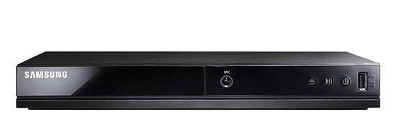 Review Samsung DVD-E360 Region Free
