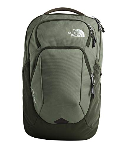 The North Face Pivoter Backpack, New Taupe Green Combo/High Rise Grey, One Size