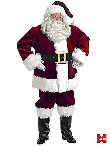 Majestic Santa Suit - X-Large - Chest Size 50-56