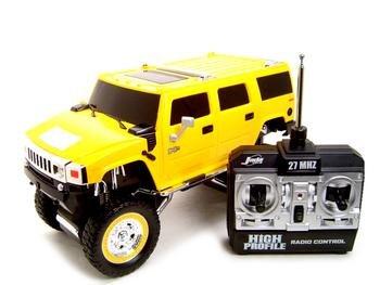Amazon.com: Remote CONTROL HUMMER H2 RC CAR HIGH PROFILE TRUCK 1:16