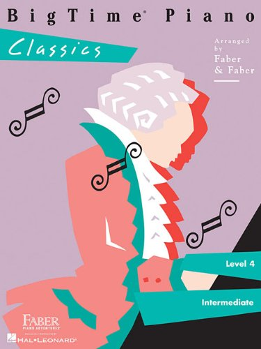 - BigTime  Piano Classics: Level 4