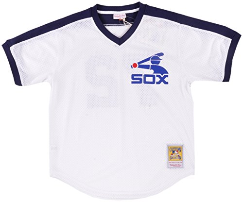 Ness White Mlb Jersey - 6