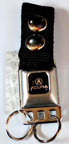 Acura Key Chain Seat Belt Buckle Style (Seat Belt Buckle Emblem)