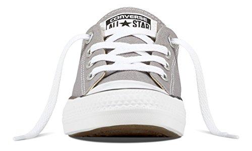 Converse Damen Chuck Taylor All Star Coral Sneaker Grau (Dolphin/White/Black)