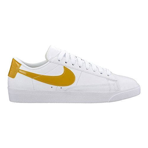 Chaussures Multicolore Femme Low de Blazer 108 Yellow W NIKE Mineral Le White Fitness IH8SqxwW
