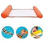 Amaca per acqua, piscina, lettino gonfiabile leggero galleggiante, sedia galleggiante per una vacanza in acqua, piscina… 41cn5UZOsWL. SS150