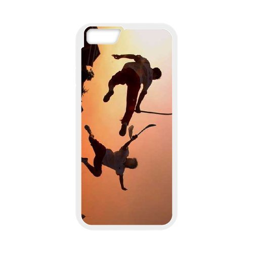 """SYYCH Phone case Of Chinese Kung Fu Cover Case For iPhone 6 Plus (5.5"""")"""