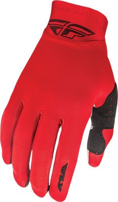 Fly Racing Unisex-Adult Pro Lite Gloves (Red, Size (Fly Pro Lite Gloves)