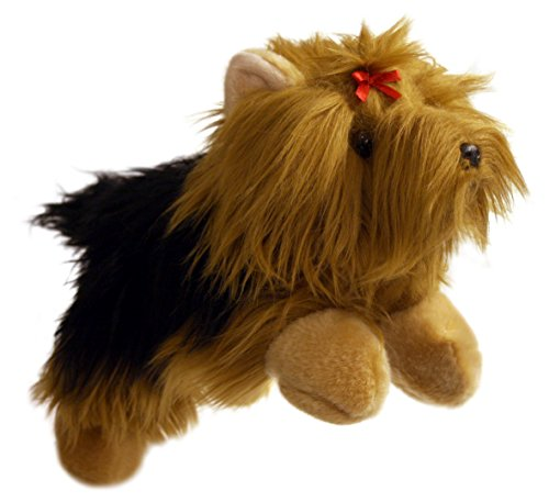 The Puppet Company Full-Bodied Animal  Hand Puppets Yorkshire Terrier