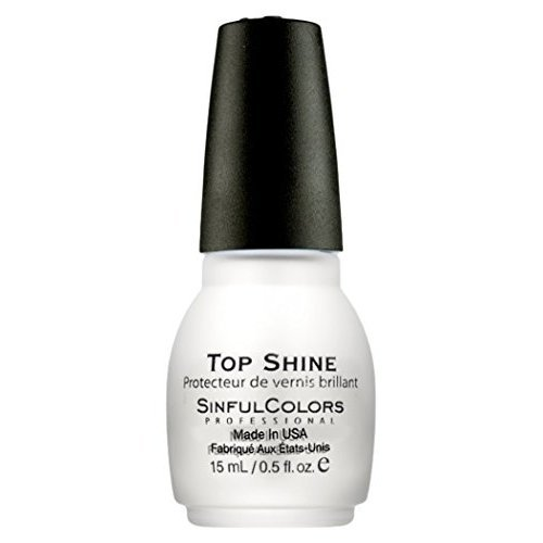 Sinful Colors Professional Nail Polish Enamel 903 Top Shine