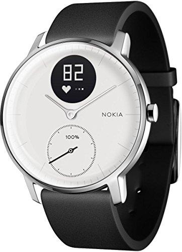 Nokia Steel HR Hybrid Smartwatch Heart Rate Activity Tracking Watch White 36mm