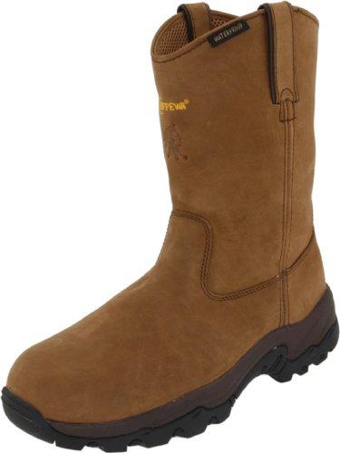Chippewa Men's 10'' Waterproof Comp Toe 55171 Lace Up Boot,BayApache,9.5 3E US ()