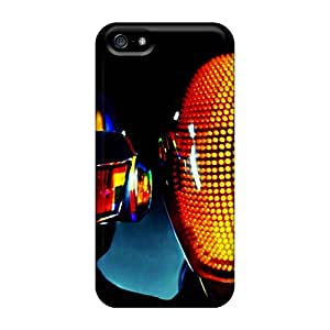 JonathanMaedel Iphone 5/5s Perfect Hard Phone Case Allow Personal Design Trendy Daft Punk Pictures [mQW173ZwGE]