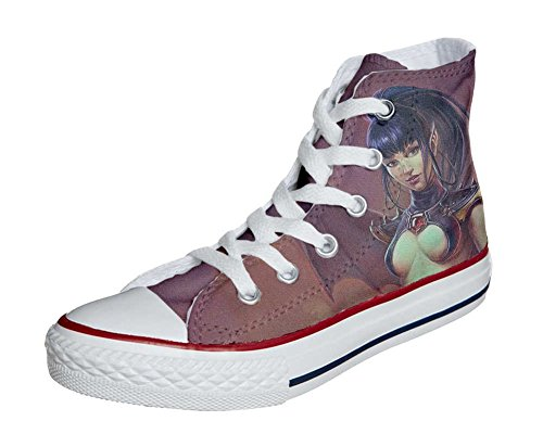 Artisanal Star Mixte Produit Chaussures Adulte Converse Coutume Guerriera All Sex w4FUPA