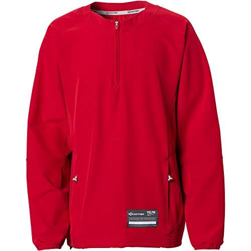 - Easton FUZE CAGE Jacket Youth RED Large-XLarge