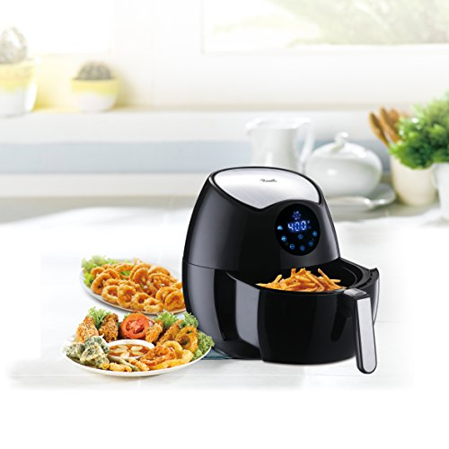 Rosewill Air Fryer 1400w Black RHAF-15003 3.3QT