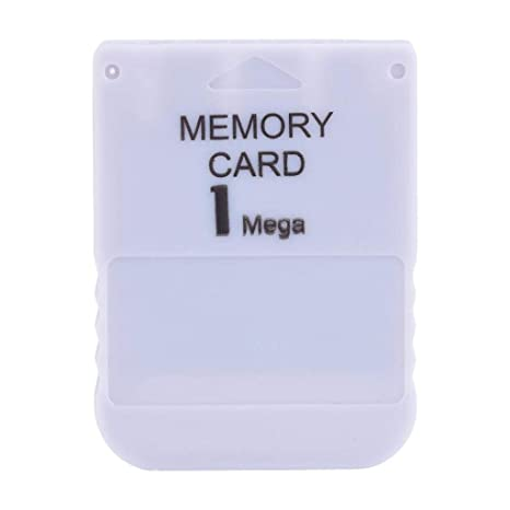 Tarjeta de Memoria para Sony PS1, 1 MB Tarjeta de Memoria ...