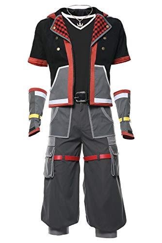 Kingdom Hearts Halloween Town Gif - YANSKY Kingdom Hearts III Sora Outfit