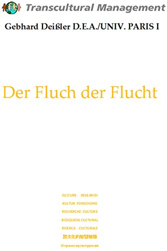 Der Fluch der Flucht (German Edition)