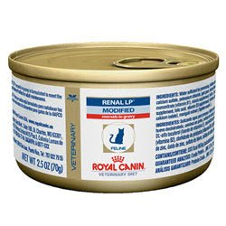 Royal Canin LP Gravy Morsels Cat Food 24 3-oz cans, My Pet Supplies