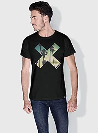 Creo La X City Love T-Shirts For Men - M, Black