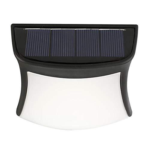 ZHIXIANG 2Pcs LED Solar Power Phototonus Light Waterproof Security Night Garden Decorative Landscape Courtyard Lamp,Warmlight by ZHIXIANG