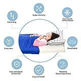 BUZIO Pouch Sensory Bed Sheet for Kids
