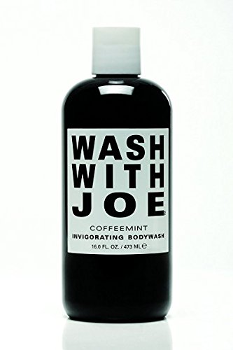 WASH WITH JOE Invigorating Coffeemint Bodywash 16oz