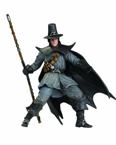 DC Direct Batman: The Return of Bruce Wayne: Batman: Witch Hunter Action Figure Bat Witch