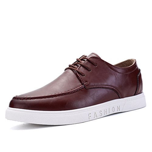 Verano y otoño zapatos del ocio/Zapatos de los hombres salvajes/Zapatillas de moda sencilla marrón