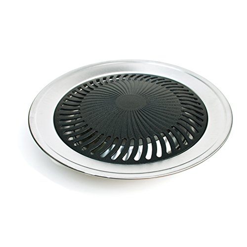 Smokeless Indoor Stove Top Bbq Grill Contact Grills